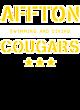 Affton Ladies Sport-Wick Heather Fleece Hooded Pullover