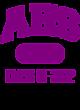 Affton Allmade Ladies' Tri-Blend V-Neck Tee