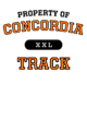 Concordia Classic Fit Heavy Weight T-shirt