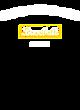 North Kansas City Tri-Blend Ladies Long Sleeve Hooded T-shirt