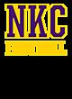 North Kansas City Embroidered V-Neck Raglan Windshirt
