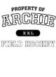 Archie Classic Fit Heavy Weight T-shirt
