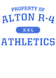 Alton R-4 Tri-Blend Wicking Short Sleeve Hoodie
