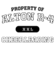 Alton R-4 Bella+Canvas Youth Triblend Short Sleeve T-Shirt