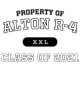Alton R-4 Ladies Crossover Tank