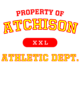 Atchison Classic Fit Heavy Weight T-shirt