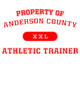 Anderson County Youth Hex 2.0 Long Sleeve T-Shirt