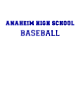 Anaheim Heathered Short Sleeve Performance T-shirt