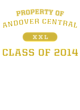 Andover Central Russell Youth Essential Tee