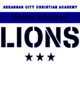 Arkansas City Christian Academy Tipoff Shooter Shirt