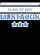 Abilene Baptist Academy Tri-Blend Performance Wicking T-Shirt
