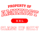 Amherst Classic Fit Heavy Weight T-shirt