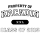 Arcadia Classic Fit Heavy Weight T-shirt
