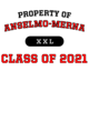 Anselmo-merna Classic Fit Heavy Weight T-shirt