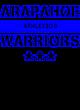 Arapahoe Fan Favorite Heavyweight Hooded Unisex Sweatshirt