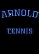 Arnold New Era Tri-Blend Pullover Hooded T-Shirt