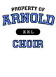 Arnold Reverse Ombre T-Shirt