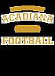 Acadiana Nike Legend Tee