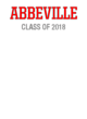 Abbeville Fan Favorite Heavyweight Hooded Unisex Sweatshirt