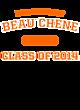Beau Chene Womens V-Neck Competitor T-shirt