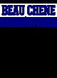 Beau Chene Heathered Short Sleeve Performance T-shirt