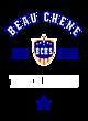 Beau Chene Digi Camo Long Sleeve Performance T-Shirt