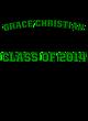 Grace Christian Nike Breathe Top