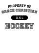 Grace Christian Colorblock Competitor T-Shirt