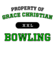 Grace Christian New Era Hoodie Tank
