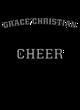 Grace Christian Beach Wash Garment-Dyed Unisex Sweatshirt