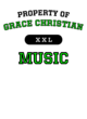 Grace Christian Momentum Performance Hoodie