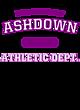 Ashdown Ladies Attain Performance Shirt