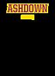 Ashdown New Era Sueded Cotton Baseball T-Shirt