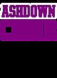 Ashdown Ladies Tri-Blend Wicking Long Sleeve Hoodie