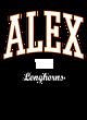 Alex Ombre Long Sleeve T-Shirt