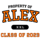 Alex Ladies Tri-Blend Racerback Tank