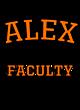 Alex Ladies Tri-Blend Wicking Fleece Crop Hoodie