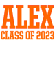 Alex Beach Wash Garment-Dyed Hooded Unisex Sweatshirt