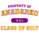 Anadarko Ladies Game Long Sleeve V-Neck Tee