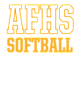 Ash Fork Womens Long Sleeve V-Neck Competitor T-Shirt