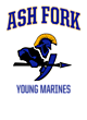 Ash Fork Heavyweight Crewneck Unisex Sweatshirt