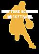 Ash Fork Ivy League Tri-Blend Team Hoodie