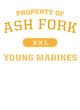 Ash Fork Ladies Tri-Blend Racerback Tank
