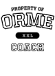 Orme Adult Competitor T-shirt