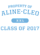 Aline-cleo Holloway Prospect Unisex Hooded Sweatshirt
