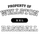 Wellston Youth Classic Fit Long Sleeve T-shirt