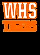 Wellston Embroidered Holloway Conquest Stadium Jacket