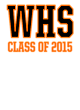 Wellston New Era Ladies Tri-Blend Fleece Varsity Crew