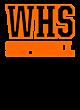 Wellston Embroidered Sport-Tek Colorblock Cap