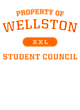 Wellston Youth Long Sleeve Competitor T-shirt
